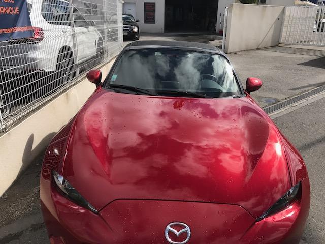 Rénovation Mazda